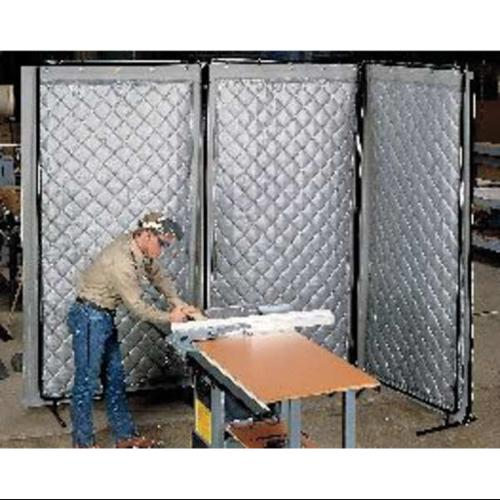 8 ft. Acoustic Screen, Singer Safety, 22-310148