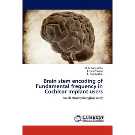 Brain Stem Encoding of Fundamental Frequency in Cochlear Implant
