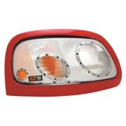 GT Styling 962768 Pro-Beam Headlight Cover Fits 02-06 Cooper
