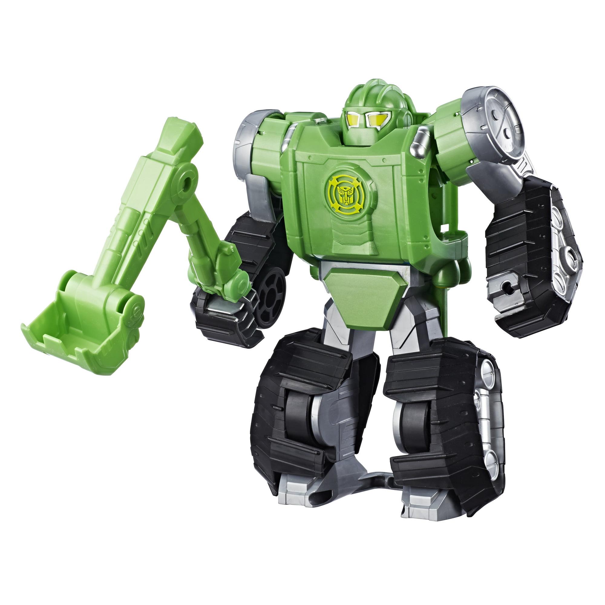 Transformers RESCUE BOTS PLAYSKOOL HEROES SILVERBACK THE GORILLA-BOT