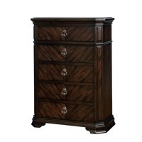 Furniture of America Petersen Traditional Dresser Chest