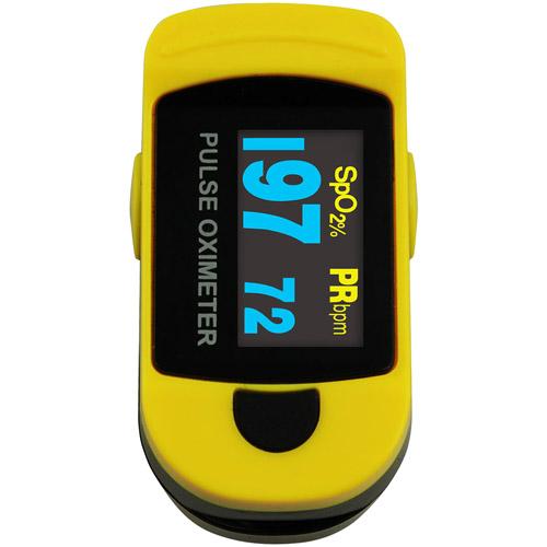CHOICEMMED OxyWatch C20SM Fingertip Pulse Oximeter