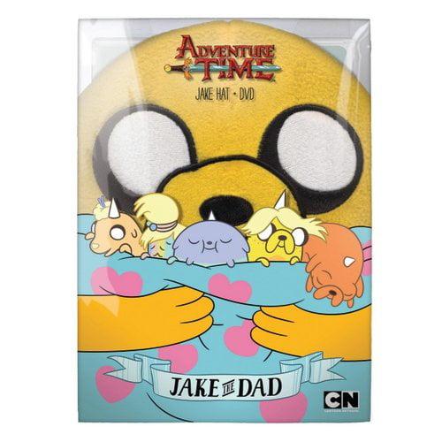 Adventure Time: Jake The Dad (DVD + Jake Hat)