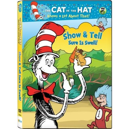 Cat And The Hat At Walmart