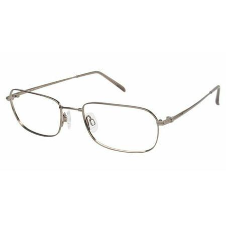 CFX Concept Flex Eyeglasses CX7057 CX/7057 BR Brown Full Rim Optical ...