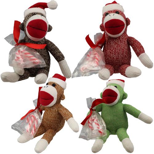 Galerie Sock Monkey & Friend