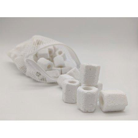 Bio Ceramic Rings, Biological Bacteria House, Aquarium Filter Media for Canister Filter ()