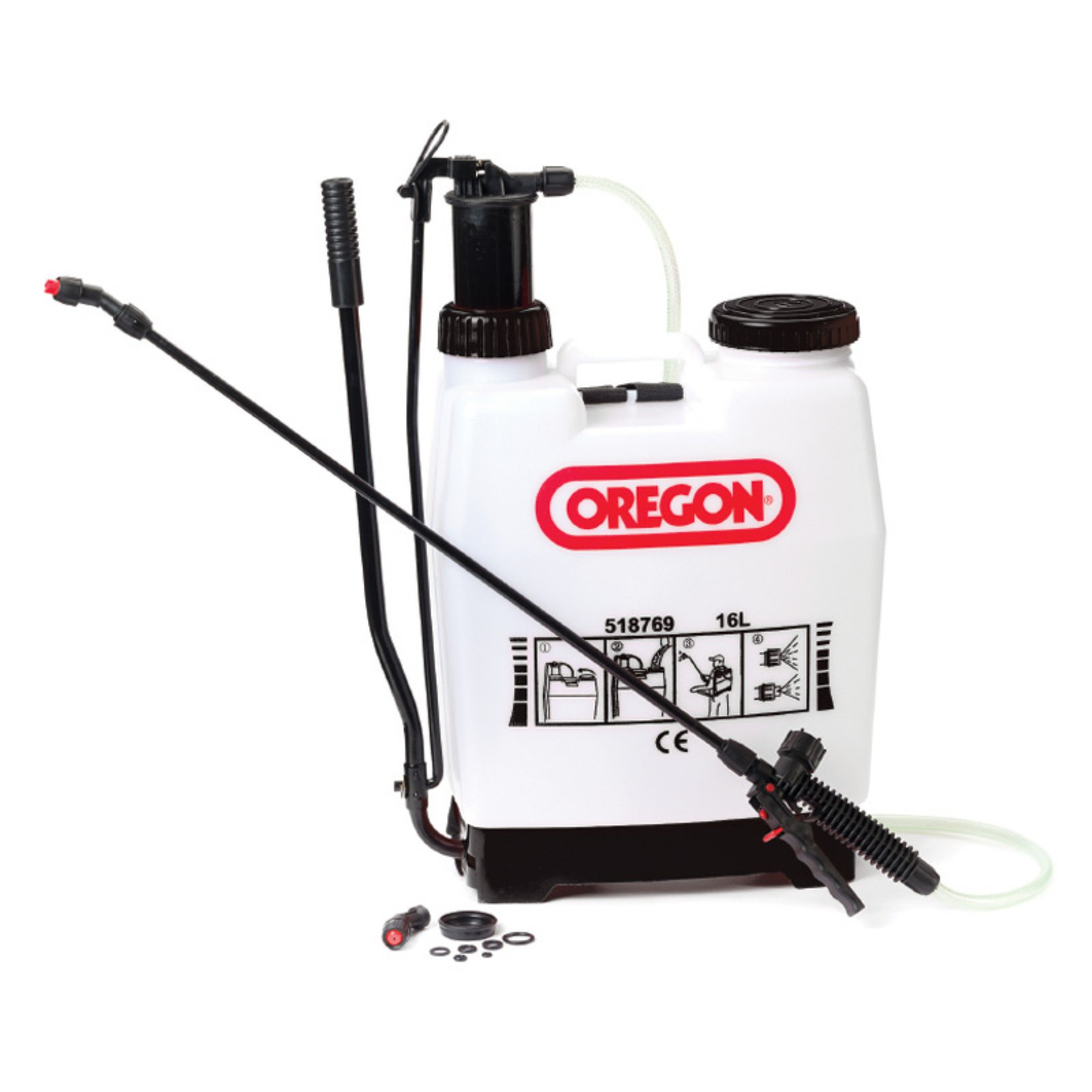 Oregon 4 Gallon Back Pack Sprayer by Oregon