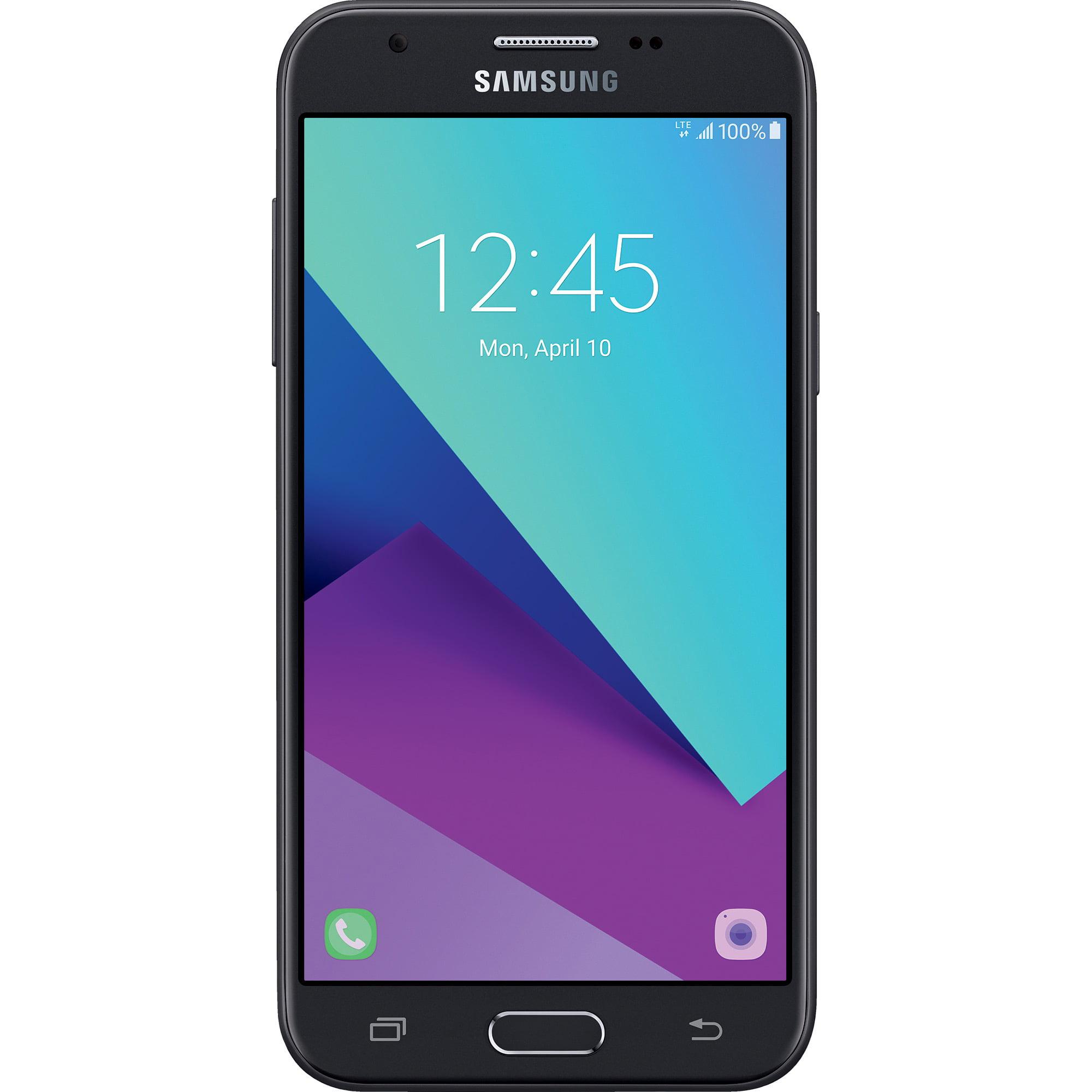 Straight Talk Samsung Galaxy J3 Luna Pro 16GB Prepaid Smartphone, Black