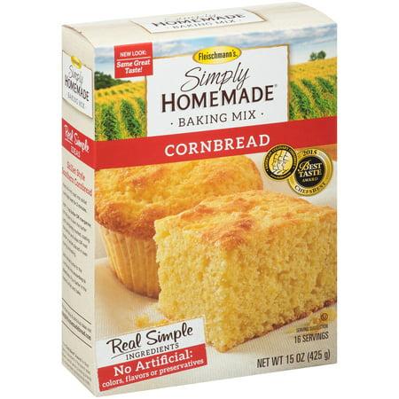 Fleischmann's Simply Homemade Corn Bread 15 oz.