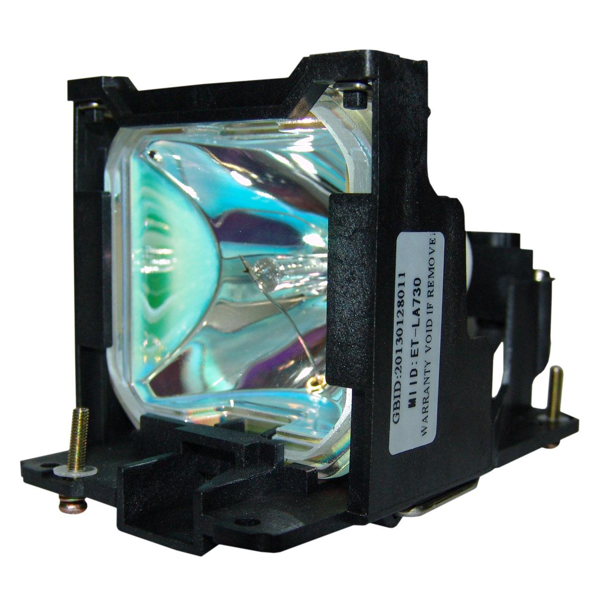 Lamp Housing For Panasonic PT-L720U / PTL720U Projector DLP LCD Bulb