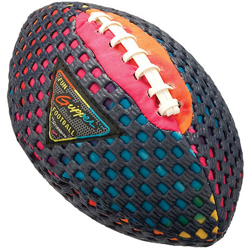 "Fun Gripper Balls Football, 8.5"" by Generic"