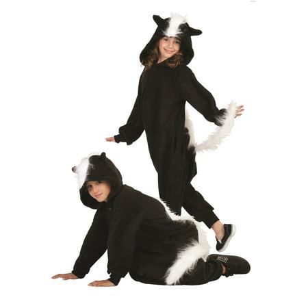 Funsies Skunk Child Costume - Skanky Halloween Costumes
