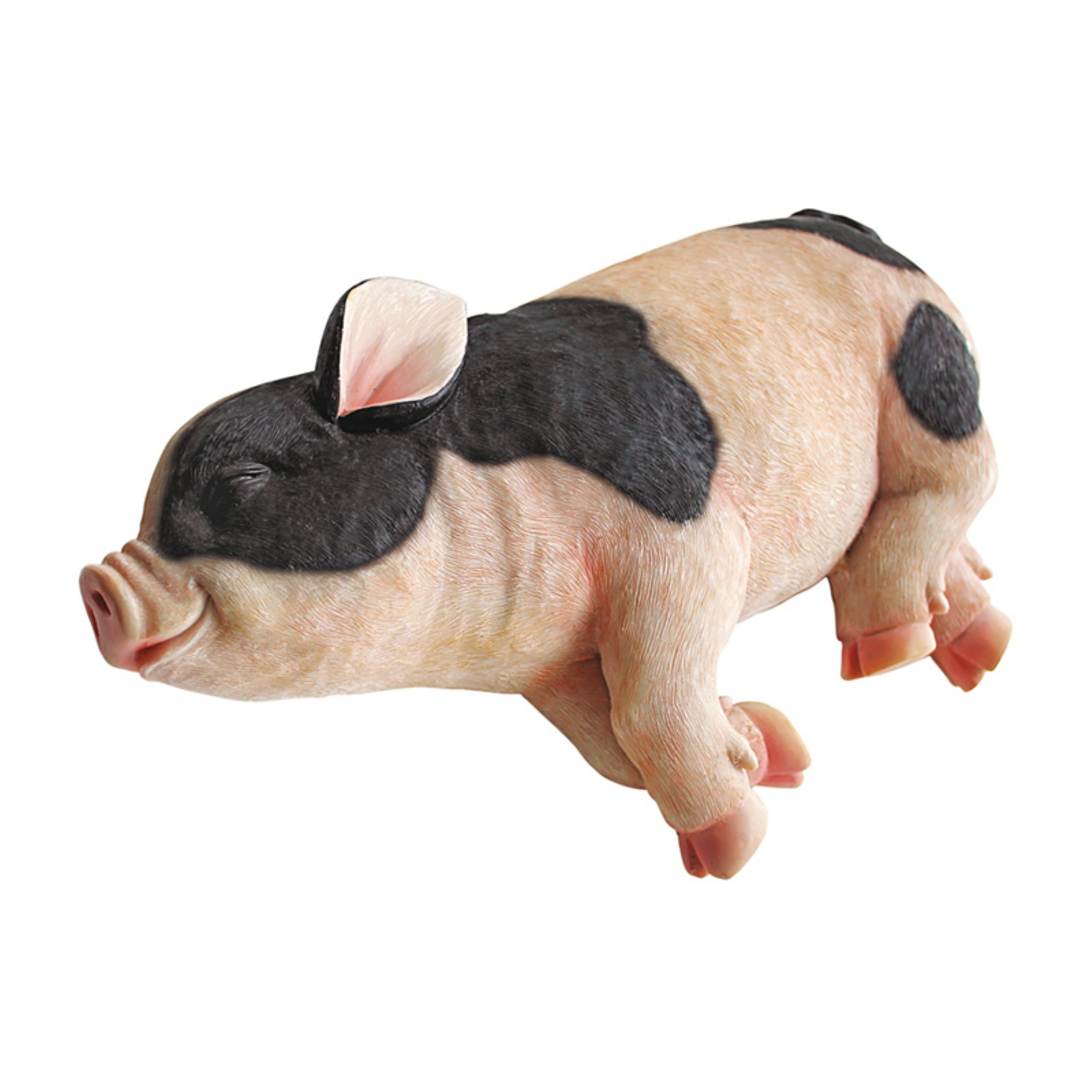 Design Toscano Sleeping Pig Statue