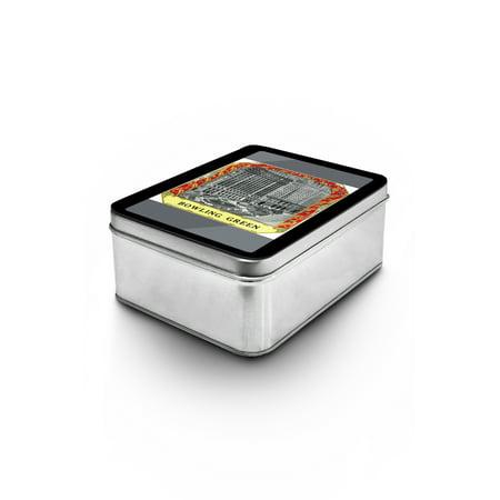 Bowling Green Brand Cigar Outer Box Label (Keepsake Tin) ()