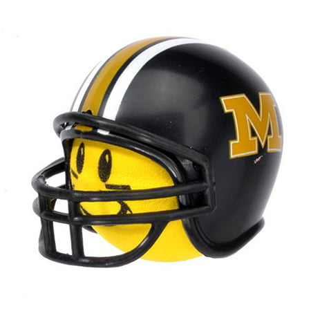 Missouri Mizzou Tigers Football Car Antenna Ball / Antenna Topper (Yellow Face)