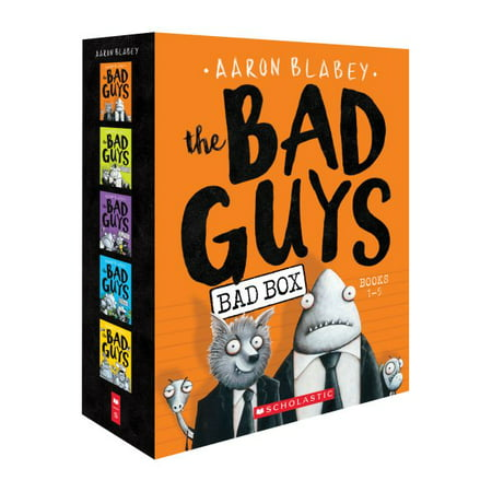Coheleach Guy (The Bad Guys Box Set )