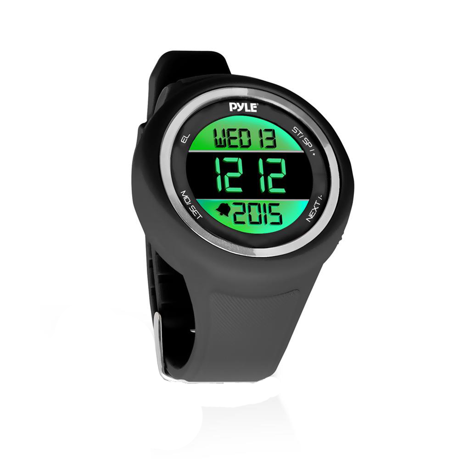 Go Sport Multi-Function Sports Training Watch (Stopwatch, Pedometer, Countdown Timer, Multi-Alarm, Daily... by Pyle