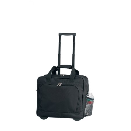 Victorinox Black Briefcase (ON THE GO ROLLING BRIEFCASE)