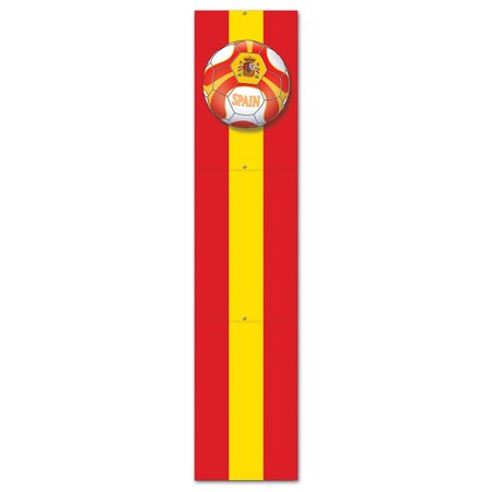 Club Pack of 12 Yellow and Red