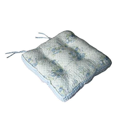 Textiles Plus Inc. Trellis Outdoor Dining Chair Cushion (Set of 4)