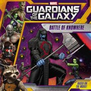 Marvel's Guardians of the Galaxy: Battle of Knowhere - eBook