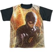 The Flash Flash Town Big Boys Sublimation Shirt