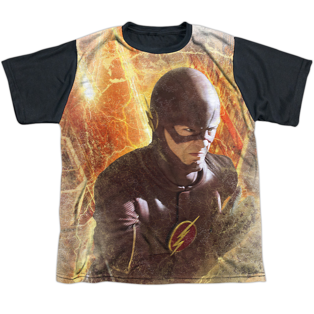 The Flash Flash Town Big Boys Sublimation Shirt
