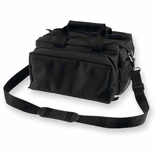 Deluxe Range Bag with Strap, Black