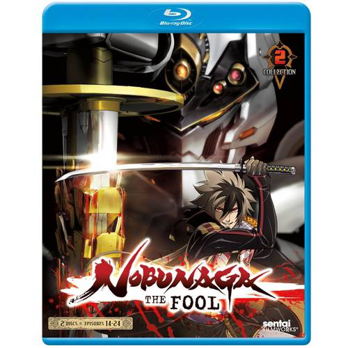 Nobunaga The Fool: Collection 2 (Japanese) (Blu-ray)