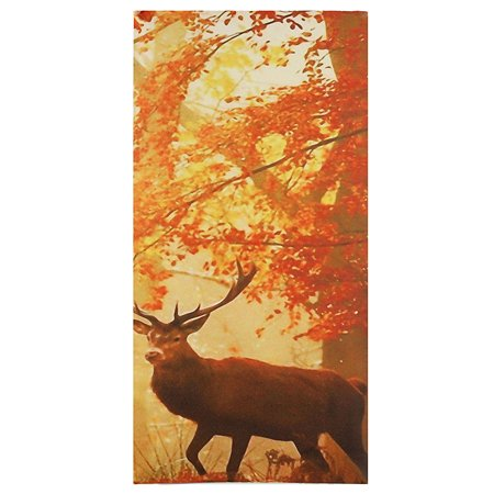 Moaere Handmade Deer Wall Art Oil Painting Giclee Landscape Canvas Prints for Home Decorations Unfamed - image 5 of 7