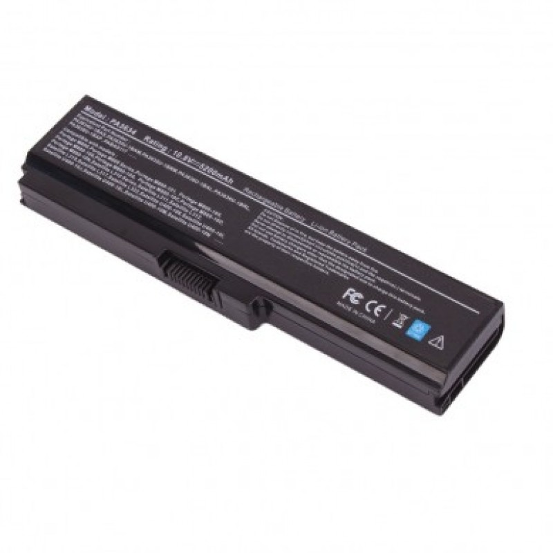Battery for Toshiba Satellite P755-S5263 Laptop - Walmart.com