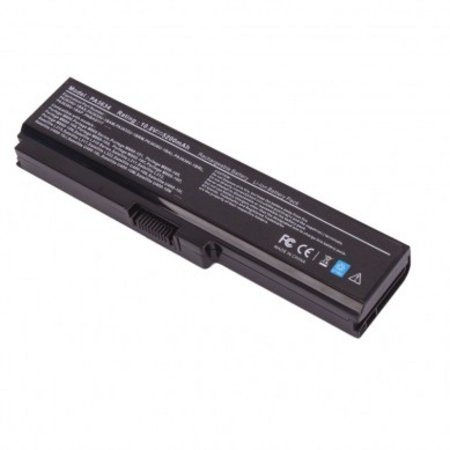 Battery for Toshiba Satellite C650D-ST5N01 Laptop