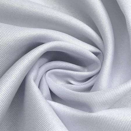 Twill Woven Fabric Drapery Soft 60