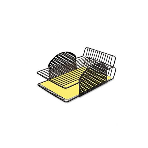 Fellowes Perf-Ect Double Letter Tray FEL-22302-X0