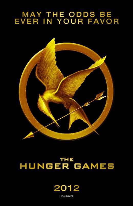 The Hunger Games 2012 11x17 Movie Poster Walmart Com Walmart Com