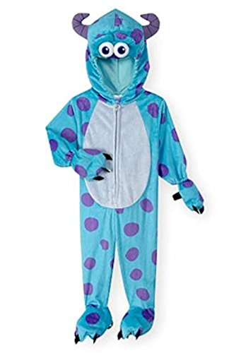 Disney Baby / Toddler Little Boys Monsters, Inc. Sulley Dress Up Halloween Costume (3-6 Months)