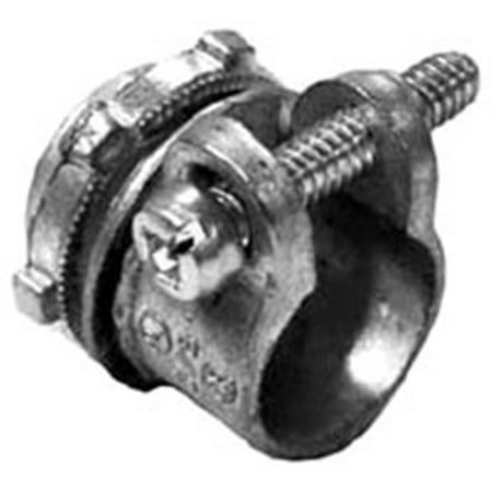 Emerson  SC-50 DC 1/2  squeez flex conn  Pkg/ 10 (Emerson Cqc 10)