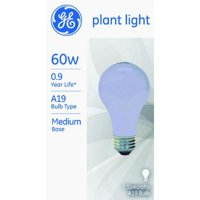 Philips Agro-Lite A19 Incandescent Plant Light Bulb