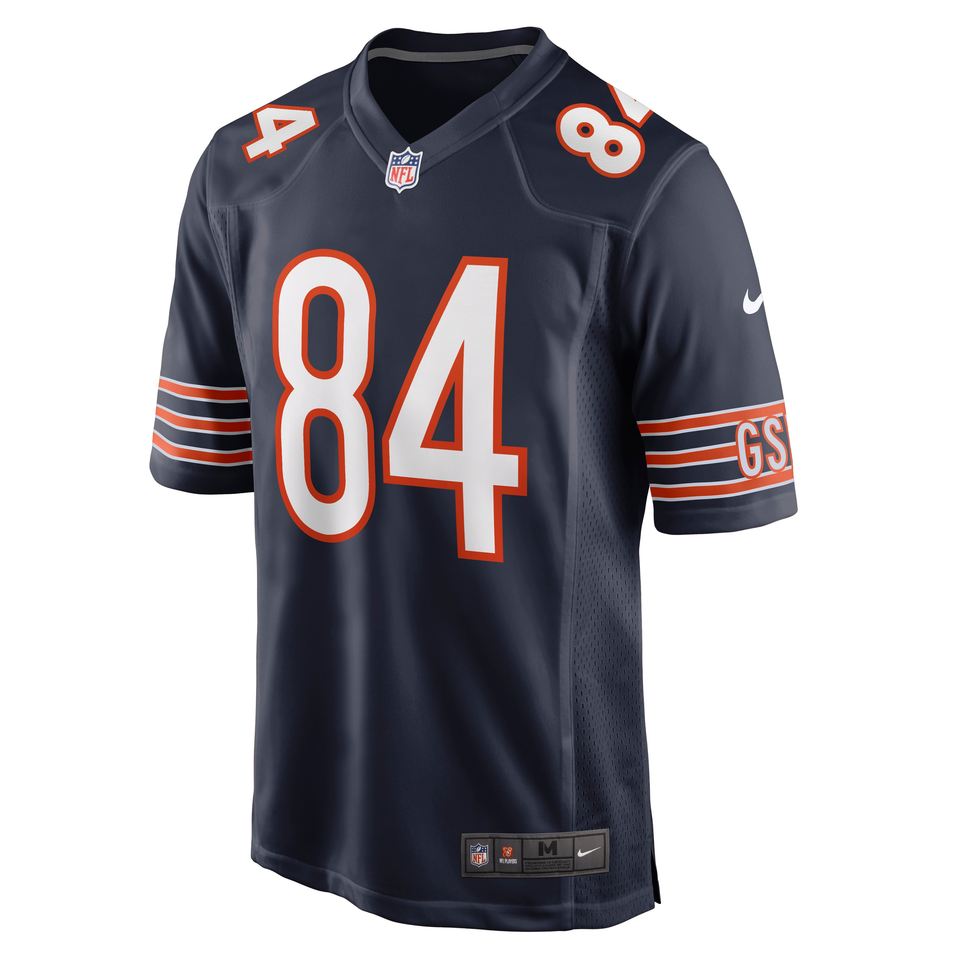 Cordarrelle Patterson Chicago Bears Nike Game Jersey - Navy