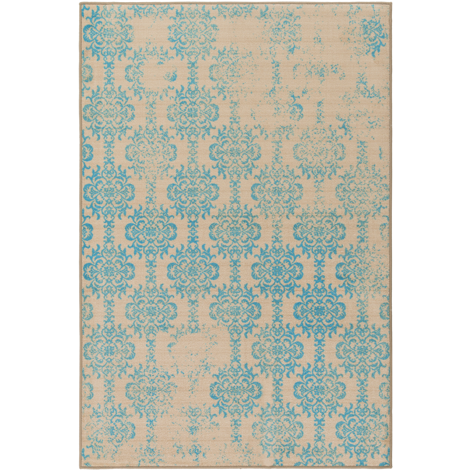 "Art of Knot Antietam 1'10"" x 3' Rectangular Area Rug"
