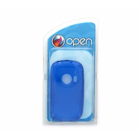 Open Mobile Candy Sliicone Case for Huawei M835 Blue