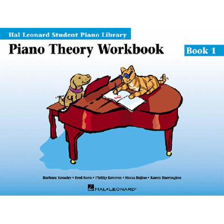 1 Theory Workbook - Piano Theory Workbook Book 1 : Hal Leonard Student Piano Library