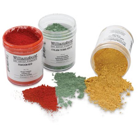 golden artist colors p60016614 williamsburg dry pigment burnt umber 60g