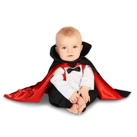 Baby Count Dracula Infant Costume - Count Dracula Costumes