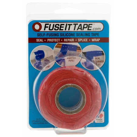 FuseIt Tape Self-Fusing Silicone Tape 1