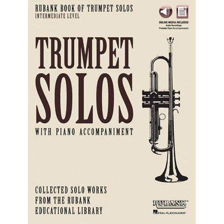 Rubank Book of Trumpet Solos (Best Classical Trumpet Solos)