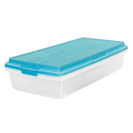 Hefty® HI-RISE™ 63-Quart Storage Bin