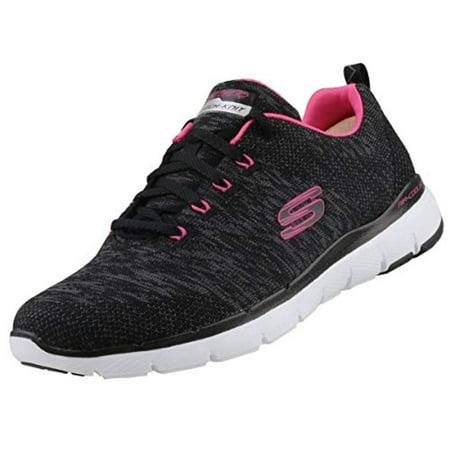 flex appeal 3.0 black hot pink