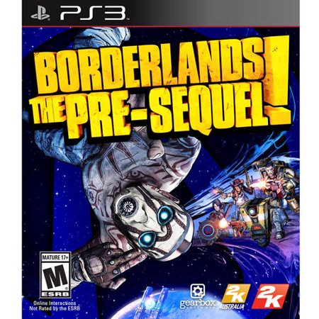 Borderlands Pre-Sequel (PS3) - Pre-Owned